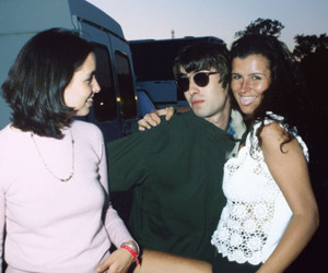 fans, liam gallagher, and oasis image