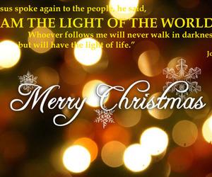 merry christmas scripture