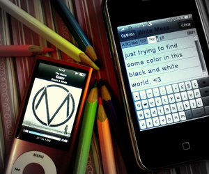 the maine and color image