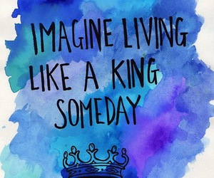 pierce the veil, king for a day, and Lyrics image