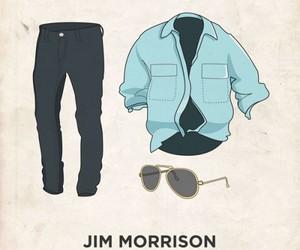 Jim Morrison and music image