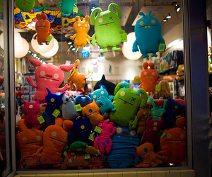 cute, monster, and colorful image