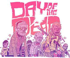 day of the dead image