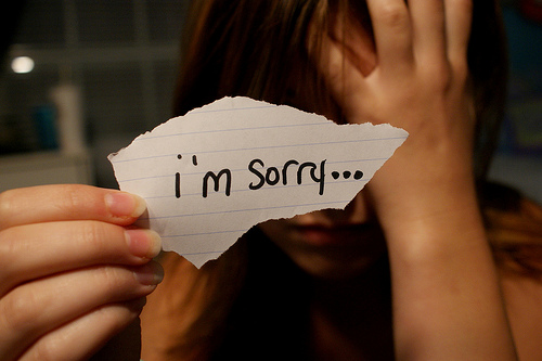 sorry, i'm sorry, and sad image