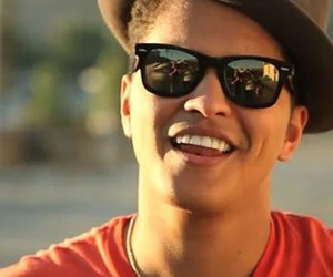 bruno mars and smile image