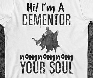 harry potter, dementor, and soul image