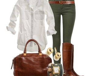 blouse and fashion image