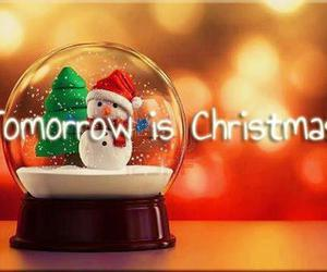 christmas and tomorrow image
