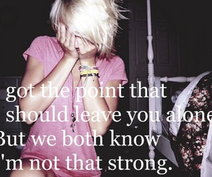 girl, mayday parade, and quote image