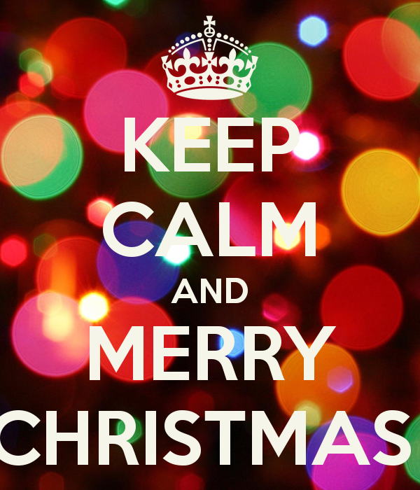 Keep Calm Christmas.Christmas Discovered By Martina On We Heart It