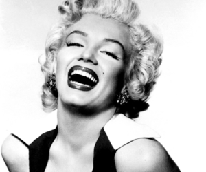 Marilyn Monroe, monroe, and marilyn image