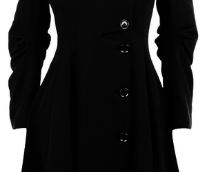 clothes, coat, and want image