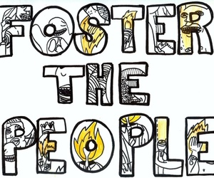 foster the people, music, and band image