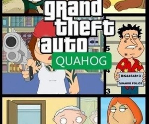 family guy, brian, and louis image