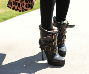 fashion, boots, and Burberry image