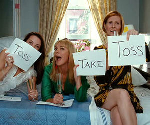 sex and the city, take, and satc image