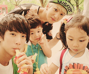 baro, b1a4, and kpop image