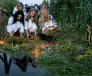 paganism, bohemian, and heathen image