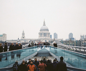 vintage, london, and city image