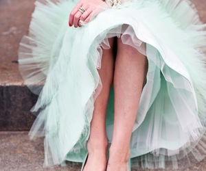 fashion, style, and mint image