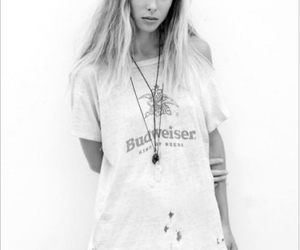 fashion, girl, and gillian zinser image