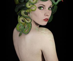 awesome, medusa, and mythology image