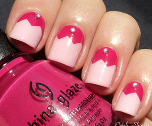 nails, cute, and girl image