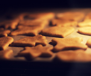 christmas, cookie, and food image