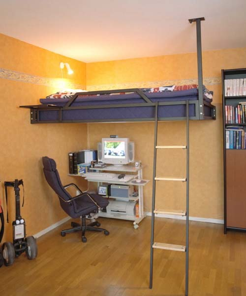 Loft beds for small apartment or flats from Compact Living ...
