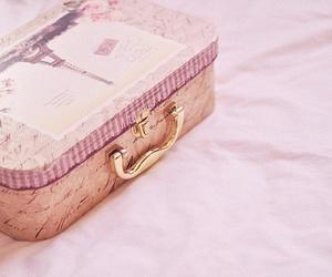 pink, paris, and vintage image