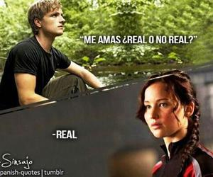 katniss, peeta, and real image
