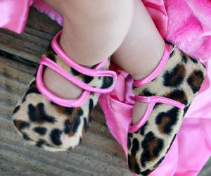 animal print, leopard, and baby image