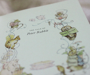 books, Peter Rabbit, and victorian image