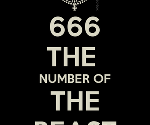 666 and iron maiden image