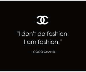 fashion, chanel, and coco chanel image