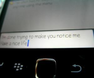 blackberry, broken, and girly image
