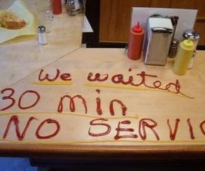 funny, lol, and ketchup image