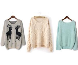 sweater and winter image