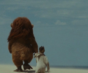 child, where the wild things are, and monster image