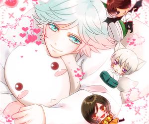 mizuki, kurama, and tomoe image