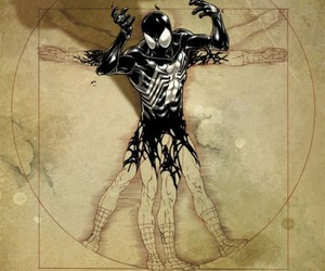 spiderman, comic, and art image
