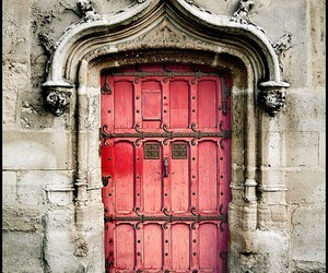adorable, door, and house image