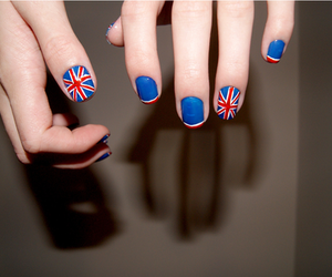 nails, england, and british image