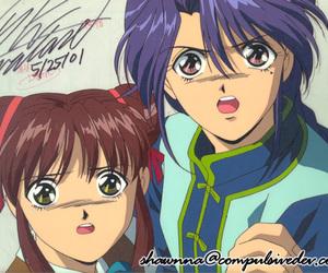 nuriko & miaka image