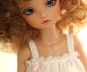 bjd, doll, and hobby image