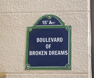 dreams, take me there, and boulevard of image