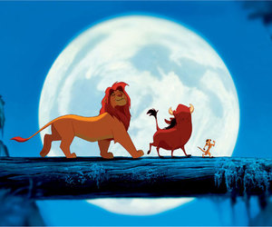 disney, the lion king, and disney movies image