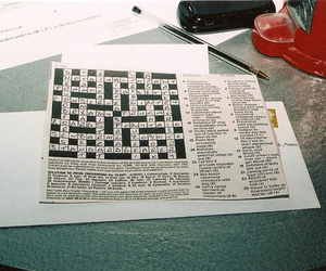 crosswords image