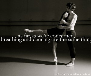 dance, love, and ballet image