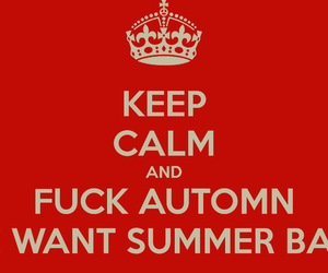 summer and fuck automn image